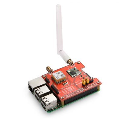 Dragino LoRa GPS Hat for RPi